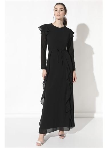 Armalife Elbise Siyah